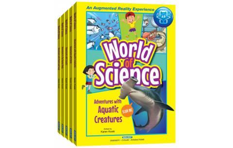 World of Science Comics Series