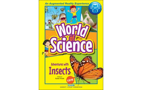 World of Science: Adventures with Insects