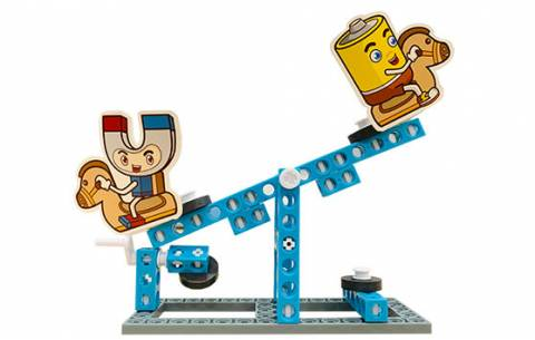 [Online] Magnetic Seesaw (90 mins)